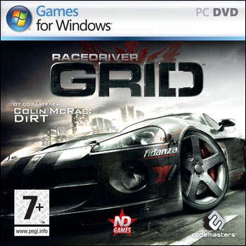 Race Driver: GRID FULL