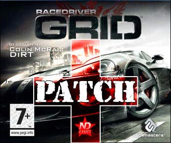 Race Driver: GRID patch