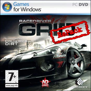 Race Driver: GRID RePack version